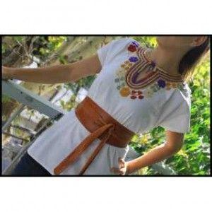 Blusas Mexicanas 4