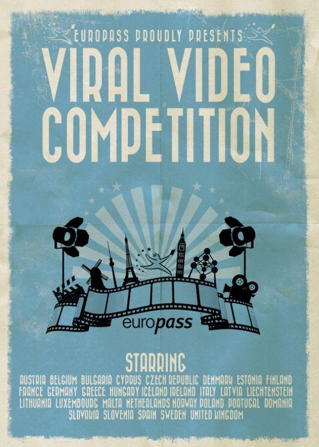 Envie de donner le meilleur de vous-même et de gagner un prix? Prêt pour une escapade dans votre ville préférée d'Europe?   Participez au Concours vidéo virale #Europass 2014. http://europass.cedefop.europa.eu/fr/video-competition