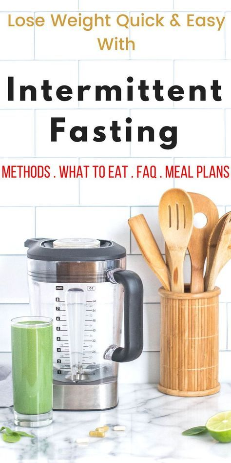 The intermittent fasting diet is another food fad that has taken the dieting wor...