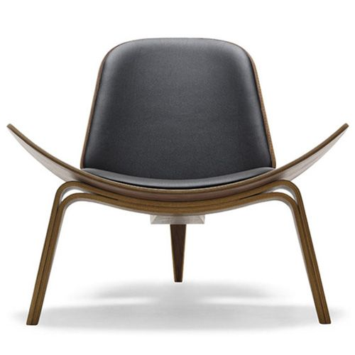 17 best images about lounge chairs on pinterest le corbusier chaise lounge chairs and chairs - Wegner shell chair reproduction ...
