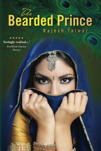 """#BookReview of """"The Bearded Prince"""" authored by Rajesh Talwar. Read more here http://www.guptakaushal.in/2016/09/book-review-the-bearded-prince-rajesh-talwar.html #BookReview #BookBlogger #ErrorsAndKaushal #BookBloggersIndia #ListOfIndianBookBloggers"""