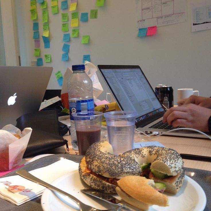 This is what day three looks like - #bagelsandchaos #cphsw