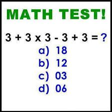 Worksheet Math Questions For Facebook With Answer 9 best solve it images on pinterest brain games for adults guess the correct answer