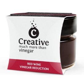 Redução de Vinagre de Vinho Tinto