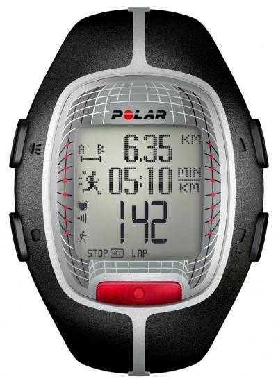 Polar RS300x - Pulsur til intervaltræning