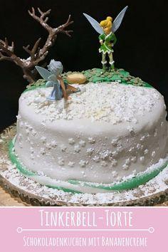 Ein Tinkerbell-Kuchen zum Geburtstag