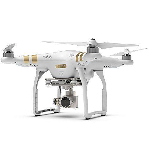DJI Phantom 3 Professional Version RTF RC Quadcopter Drone with 4K UHD Video Camera drone reviews