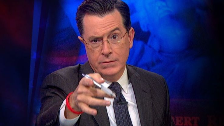 Stephen Colbert's Late Show will premiere September 8th