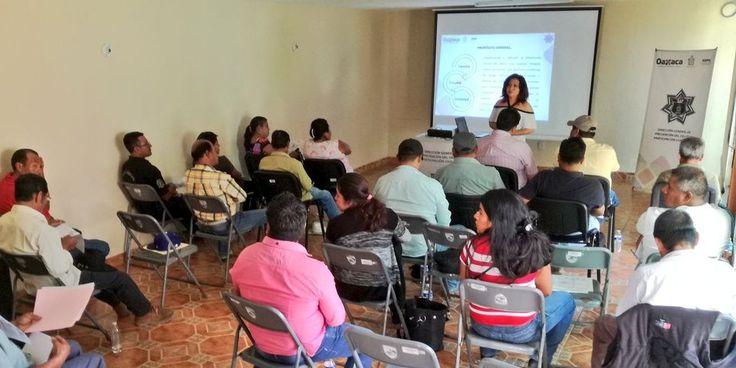 El Gobierno del Estado de Oaxaca a través de la Secretaría de Seguridad Pública de Oaxaca (SSPO), continúa aplicando el Programa Integral para la Prevención Social del Delito
