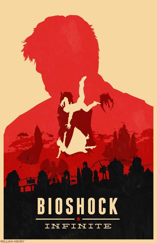 Bioshock Infinite (Elizabeth) by William Henry