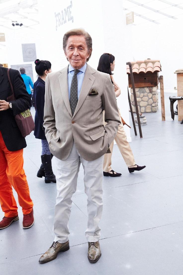 Italian Fashion Designers Italian Fashiondesigner Desiginer Valentino Garavani Fashion