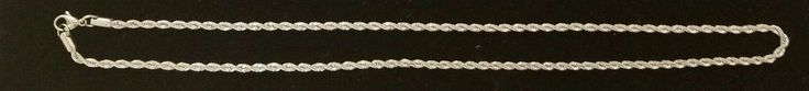 "Stainless Steel 24"" Chain  & FREE SHIPPING USA #Unbranded"