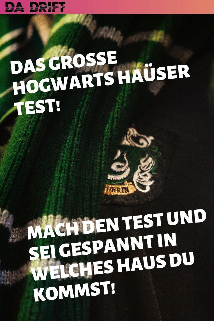 Welches Haus In Hogwarts Passt Zu Dir Hogwarts Der Sprechende Hut Harry Potter Haus Quiz