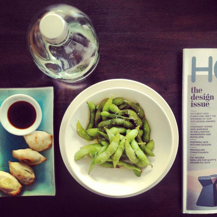 dumpling . edamame . design @antipodes_water