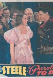 Paroled - To Die (1938) Bob Steele, Kathleen Eliot, Karl Hackett,