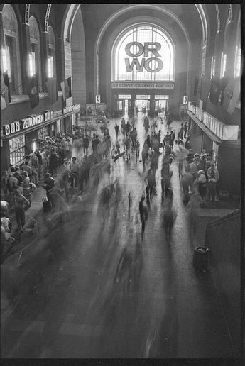 Bahnhof Dresden-Neustadt / Passage