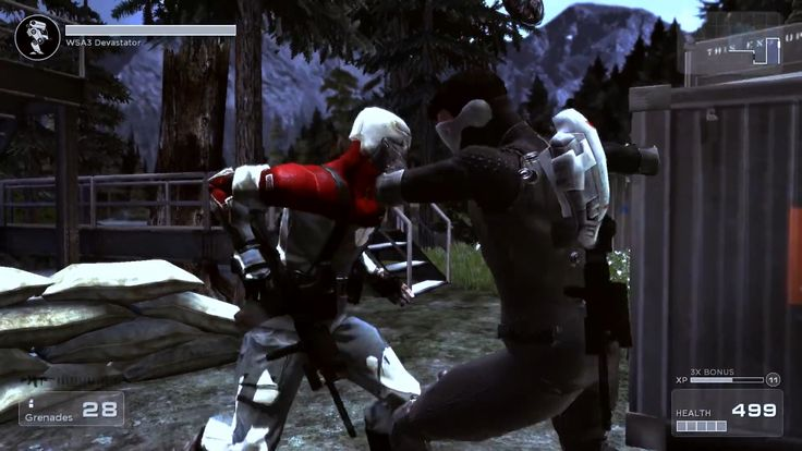 Shadow Complex Remastered arrives on Xbox One; PC, PS4 versions arriving in May