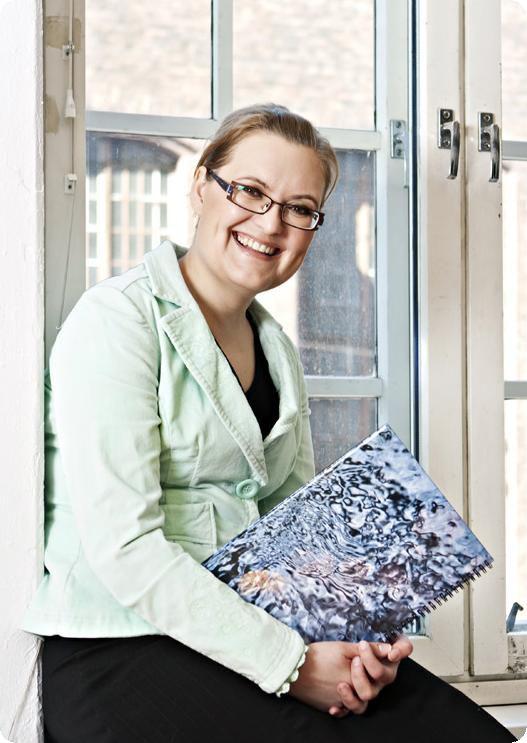 Heidi Helander-Hyvönen, Mindfulness-ohjaaja, työnohjaaja, elämäntaidon valmentaja,