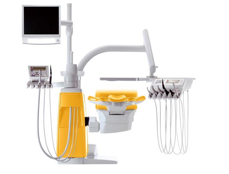 Der animierte Zahnarztstuhl