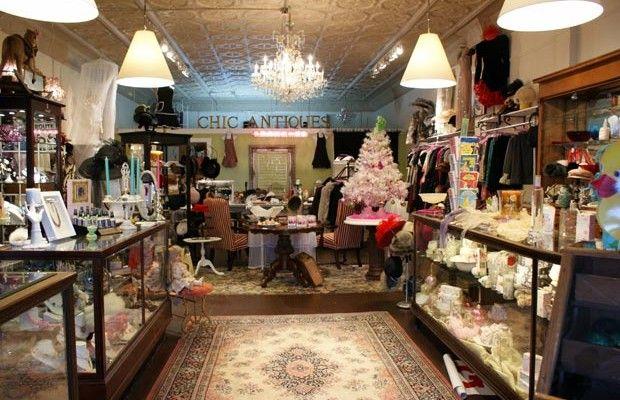 Chic Antiques Denver Antique Store Denver Vintage Clothing Reign Magazine Vintage Outfits Denver Fashion Antique Stores