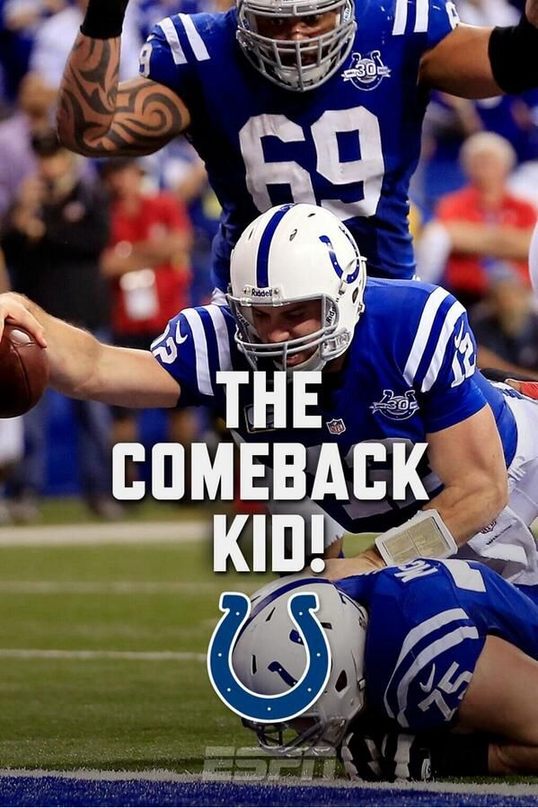 LOVE, LOVE, LOVE me some Andrew Luck!!! Embedded image permalink