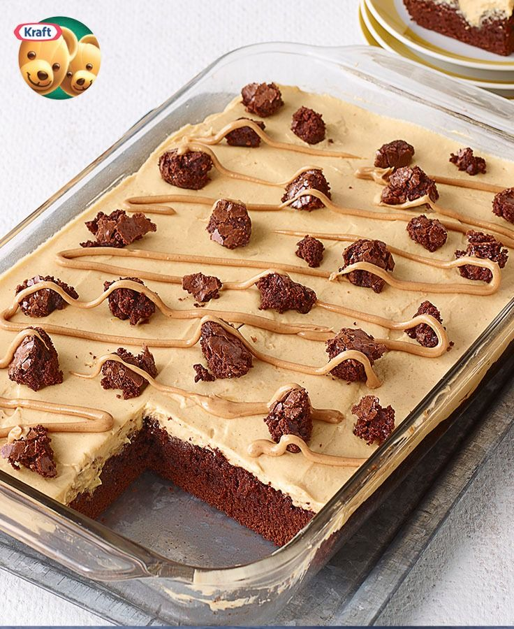 78 best peanut butter chocolate favourite recipes images on peanut butter brownie dessert recipe forumfinder Gallery