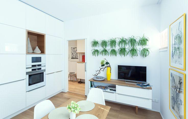 Malý byt 1+1 – HANÁK Olomouc
