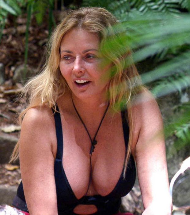 Carol Vorderman appeared as a contestant on the 16th season of UK Edition of the show I'm a Celebrity..