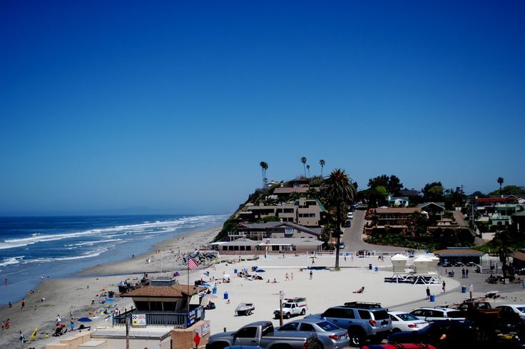 Moonlight State Beach - Encinitas - Best California Beach Nominee: 2015 10Best Readers' Choice Travel Awards