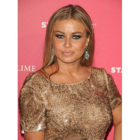 Carmen Electra At Arrivals For Us Weekly Hot Hollywood Style 2011 Party Canvas Art - (16 x 20)
