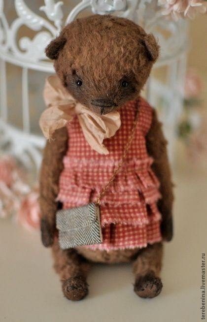 Мишка........... - коричневый,мишка,мишка тедди,мишка ручной работы,тедди: