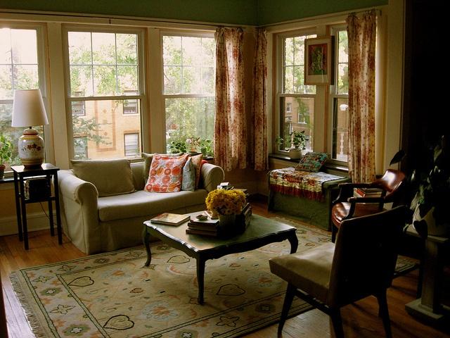 Sun Room Living Room