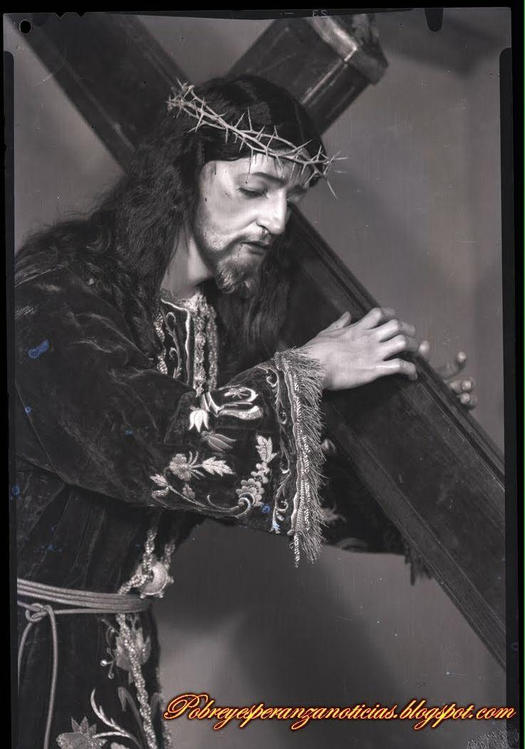 "Jesús ""El Pobre"". #ssantavelez14 #velezcofrade"
