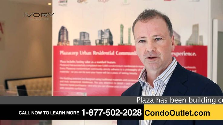 Watch the Vice-President of Plaza, Scott McLellan discuss Ivory on Adelaide. A very warm and bright condo suited for young couples or professionals.