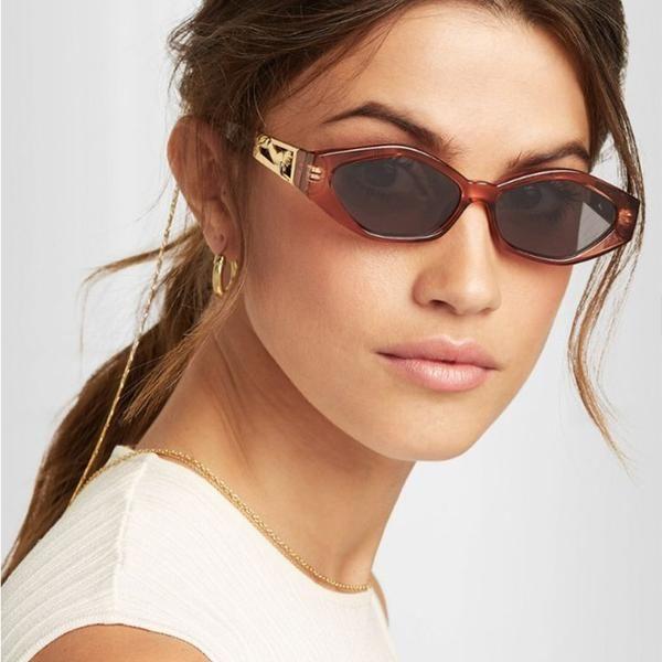 fe3280d8bf ROYAL GIRL Vintage Cat Eye Sunglasses Women Modern Black Red Frame ss623   Discounts  BestPrice
