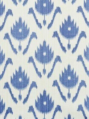 DecoratorsBest - Detail1 - CL HB408-6 - Patola - Canton Blue - Fabrics - DecoratorsBest