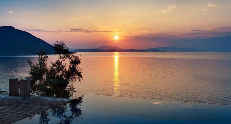 Amazing Greek Villas That Will Make Your Next Vacation Unforgettable   DesignRulz.com