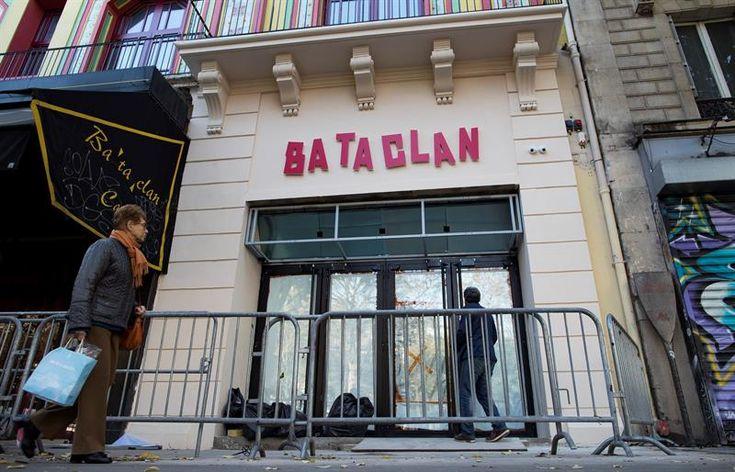 La sala Bataclan reabrirá el 12 de noviembre con un concierto de Sting