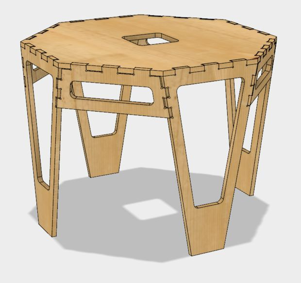 Awesome CNC Table