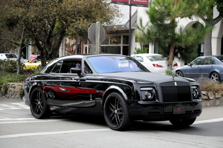 Rolls Royce Drophead Coupe (by O'Connor Photo)