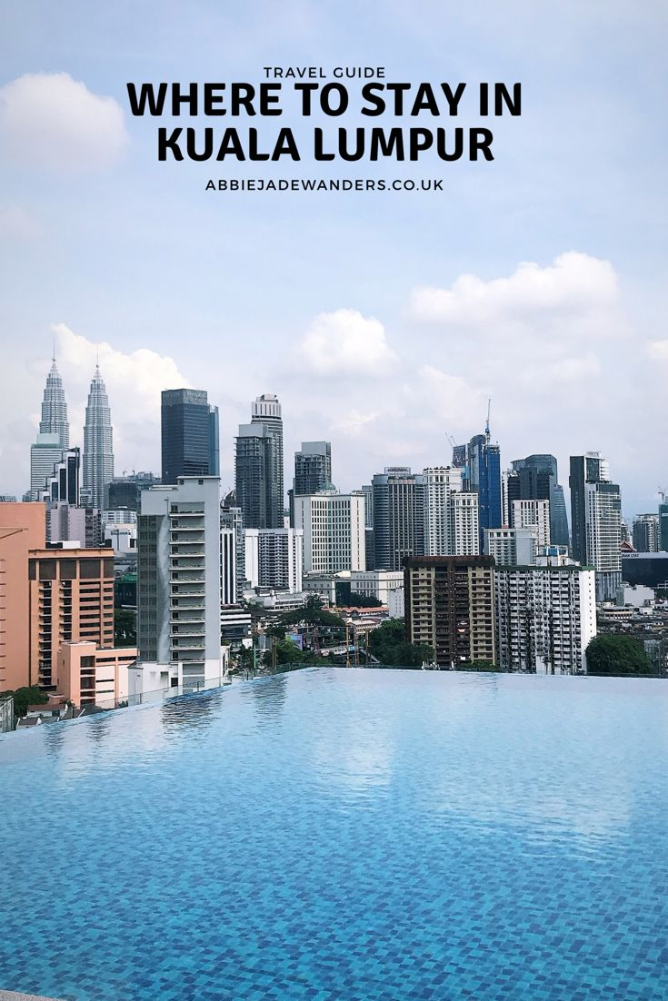 The 5 Best Rooftop Pools At Hotels In Kuala Lumpur Complete Guide