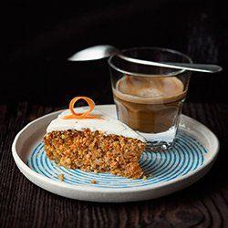 Ciasto marchewkowe bezglutenowe | Kwestia Smaku