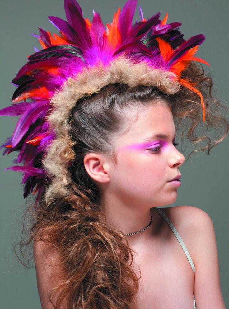 #coiffure #fete BIGUINE