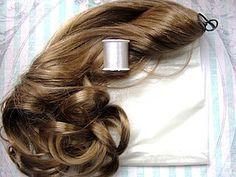 Делаем волосы для кукол — трессы - Ярмарка Мастеров - ручная работа, handmade