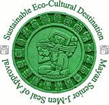 Mayan Senior Healers' Holistic Healing Traditions Seal of Approval was awarded to Yaxkin Spa at the Hacienda Chichen Resort for preserving and promoting traditional Maya medicinal knowledge and practices.  Chichen Itza, Yucatan, Mexico.