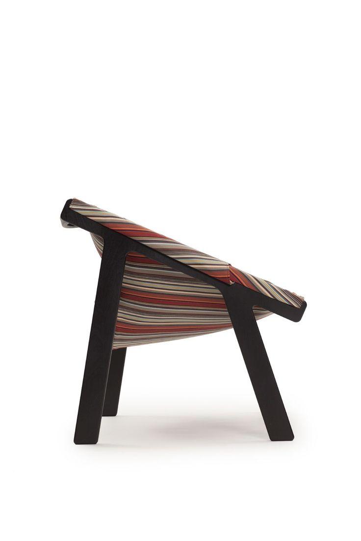 Pii lounge chair for Vivero (www.vivero.fi) design Ari Kanerva (www.arikanerva.com)