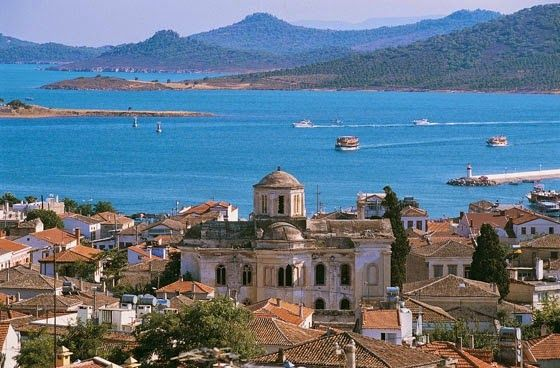 Ayvalık ve Cunda Adası Otelleri