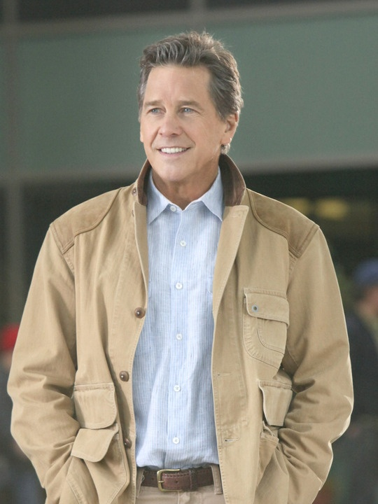 "Tim Matheson- Dr. Brick Breeland on ""Hart of Dixie""...age is only a number"