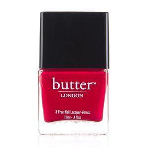Butter London - Neglelak - Blowing Raspberries