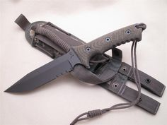 Pacific fixed blade by Chris Reeve Knives